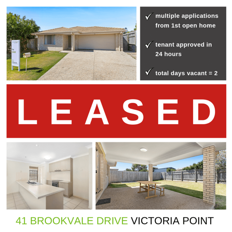 Kylie Scott Real Estate at Cleveland - Another Property Leased - Victoria Point