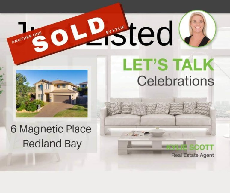 Kylie Scott Real Estate at Cleveland - Another Property Sold Redland Bay