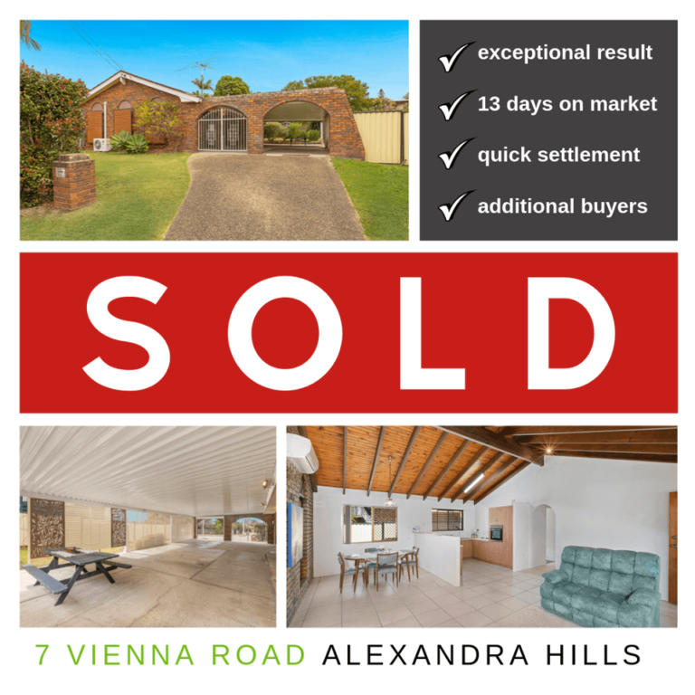 Kylie Scott Real Estate at Cleveland - Another Property Sold