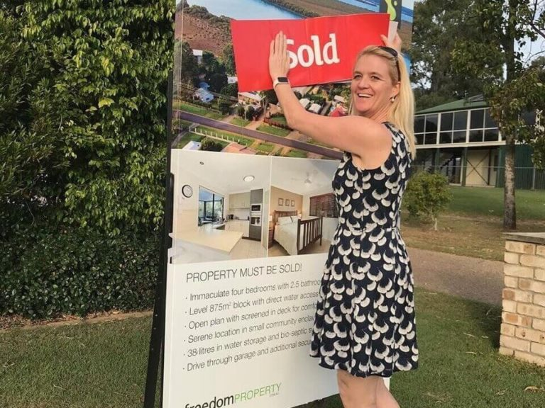 Kylie Scott Real Estate - Another Property Sold